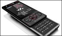 Tre nye mobiler fra Sony Ericsson