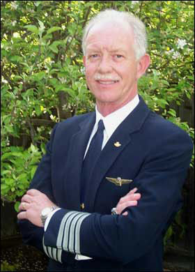 HELTEN: Piloten Chesley Sullenberger III. Foto: US Airways