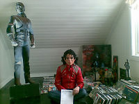 Reiser til L.A. for å by på Billie Jean-hansken