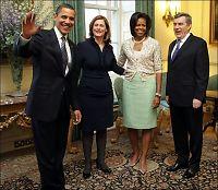 Obama Vägrar Möte Gordon Brun