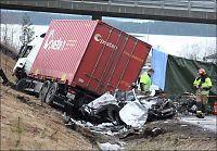 To omkom i ulykke i Molde