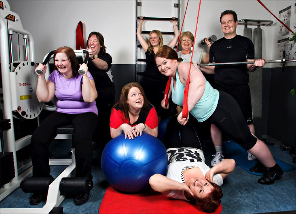 Ble venner i vektklubb forumet vg for Griffith motors home pa
