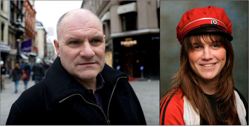 MISTET DATTEREN: SV-topp Olav Gunnar Ballo retter kritkk mot UD i boken om datterens død i Frankrike. Foto: Robert S. Eik/Privat