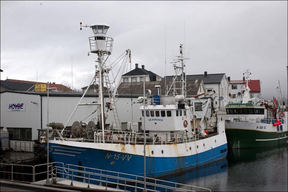 FORSØKT SENKET: I løpet av natt til 24.april har en eller flere personer tatt seg ombord i hvalfangstskuta «Skarbakk» og forsøkt å senke båten. En gruppe som kaller seg «Agenda 21» hevder de står bak, men det tror ikke politiet noe på. Foto: STOCKSHOTS.NO