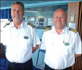 Captain Rizks Norges-turnГ© fortsetter