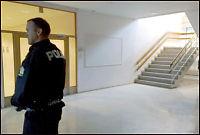 Gutt (9) skjøt med hagle på barneskole i Harstad
