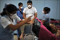 Vil ikke høre snakk om svineinfluensa