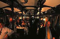 Dra på luksussafari med toget
