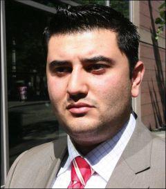 HARD TALE: Mazyar Keshvari slakter norsk utenrikspolitikk. Foto: SCANPIX