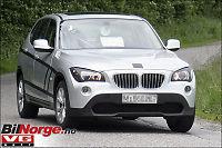 BMWs nye SUV så godt som ferdig
