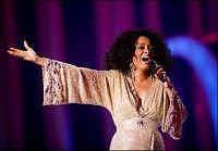 Diana Ross: - Jeg klarer ikke slutte å gråte