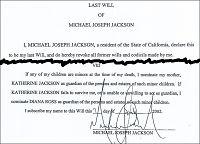 Diana Ross skulle få Jackson-barna om moren døde