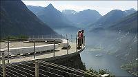 Ta ferien langs Norges vakreste bilruter