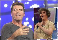 Nå er Susan Boyle og Simon Cowell i studio sammen