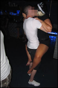 nøjne damer amatør sex fest