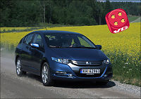 Test av Honda Insight: Billig og bra kopi