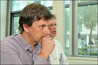 Kan bli svineinfluensa-krise ved sykehusene
