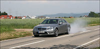 Test av Mercedes E63 AMG: Familievennlig fartsmonster