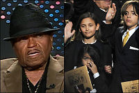 Joe Jackson: - Jeg vil ikke oppdra barna