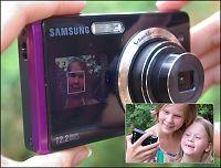 Kameraet for selvportretter