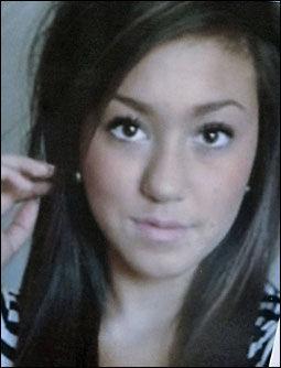 DREPT: Therese Johansson Rojo (16) ble drept i Sverige i sommer. Foto: Privat