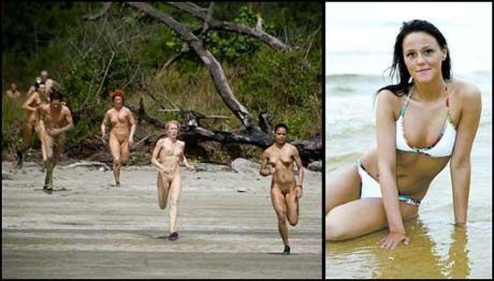 norske nudister po for