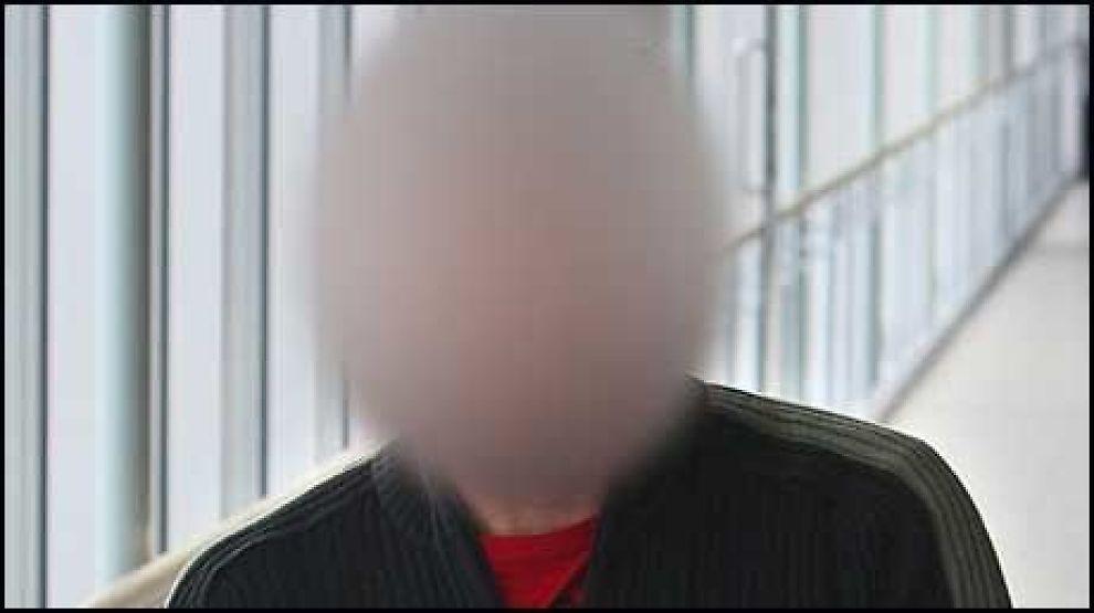 DØMT: En 39-åring fra Tromsø er dømt til 21 års fengsel med en minstetid på 10 år for trippeldrapet i Tromsø 22. mars i år. Foto: Foto: Ronald Johansen, Bladet Tromsø