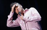 Morrissey kollapset på scenen