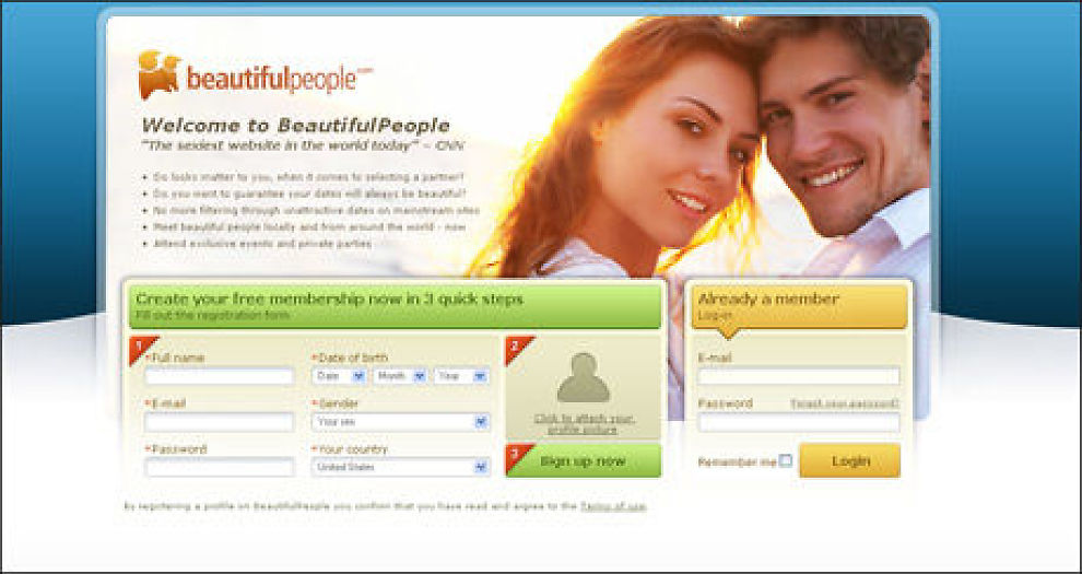 Dating nettsiden profilbilde tips dine