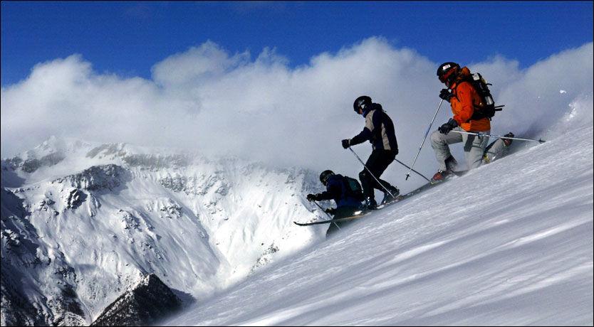 vg gratis Ski