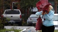Orkanen Ida forårsaker uvær i USA