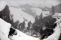 Minst 38 drept i snøstorm i Kina