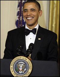 Obama møter Stoltenberg torsdag
