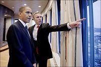 Stoltenberg tok opp klimaforslag med Obama