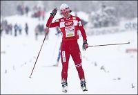 Bjørgen toer på sprinten i Davos