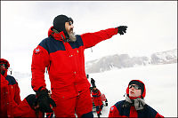 Forskningsdirektør: - Å stanse is-smeltingen krever utholdenhet og hardt arbeid