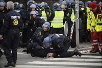 - «Demo-dronning» bak opptøyer i København