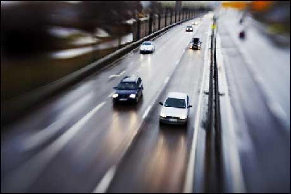HEVDER SEG I TRAFIKKEN: UP-sjef Reidar Hummelgård mener at kvinner er mer fornuftige og forstandige sjåfører. Foto: SCANPIX