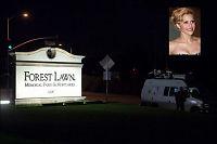 Brittany Murphy gravlagt på julaften