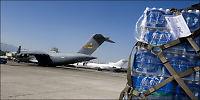 Twittermeldinger fikk Haiti-fly til å lande