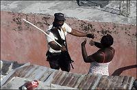 Frykter overgrep mot kvinner og barn i Haiti