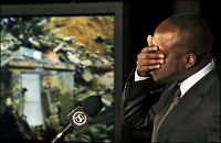 Wyclef strigråt for sitt hjemland Haiti