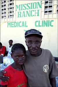Farlig framtid for Haitis foreldreløse
