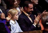 Kronprinsen imponert over Haiti-konsert