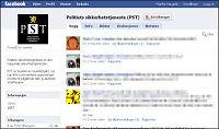 PSTs Facebook-sider lenker til Muhammed-tegninger