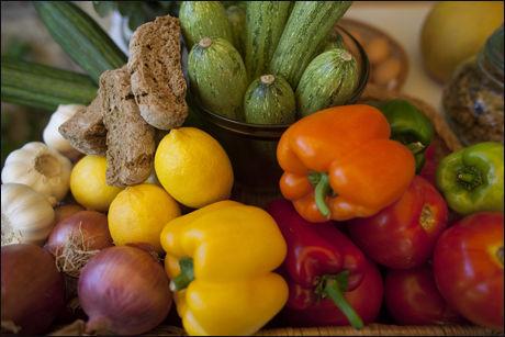 Frosne grønnsaker tilberedning