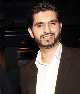 SPALTIST: Usman Rana. Foto: Scanpix