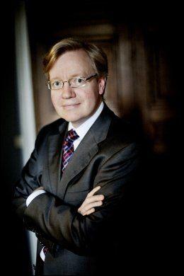 - IKKE IDEELT: Det er ikke ideelt med skoler som har 80-90 prosent elever med etnisk minoritetsbakgrunn, sier skolebyråd Torger Ødegaard (H).Foto: VG