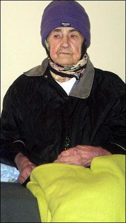 OFFERET: Hamida Didovic (87) ble funnet død etter ranet i Horten i januar i år. Foto: Privat