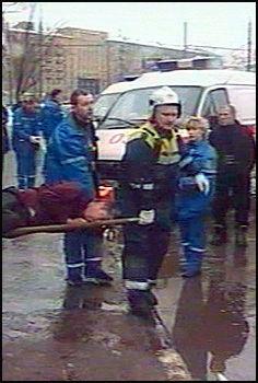 MANGE DREPT: I likhet med dagens angrep mistet mange livet i 2004. Foto: AP